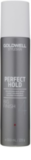 Goldwell StyleSign Perfect Hold Haarspray  voor Volume