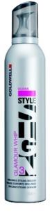 Goldwell StyleSign Gloss fixáló hab közepes fixálás