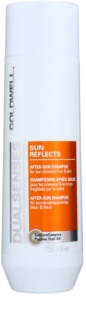 Goldwell Dualsenses Sun Reflects Shampoo For Hair Stressed By Sun