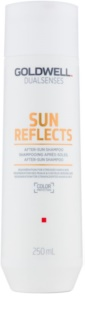 Goldwell Dualsenses Sun Reflects Shampoo voor Haar en Lichaam  After Sun