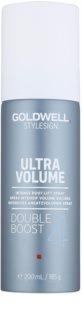 Goldwell StyleSign Ultra Volume Spray zum Anheben der Haare von den Haarwurzeln