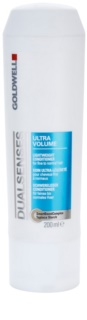 Goldwell Dualsenses Ultra Volume Gel Conditioner For Fine Hair And Hair Without Volume