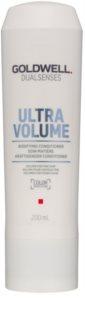 Goldwell Dualsenses Ultra Volume acondicionador para dar volumen al cabello fino