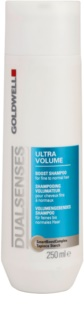 Goldwell Dualsenses Ultra Volume Shampoo For Fine Hair And Hair Without Volume