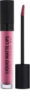 Gosh Liquid Matte Lips ruj de buze lichid