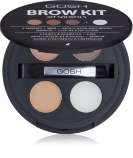 Gosh Brow Kit Augenbrauen-Set