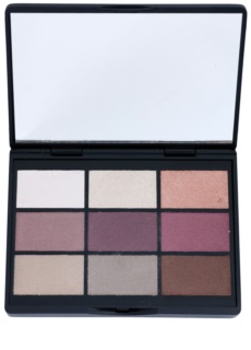 Gosh Shadow Collection paleta farduri de ochi cu oglinda mica