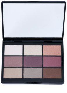 Gosh Shadow Collection paleta farduri de ochi cu oglinda mica