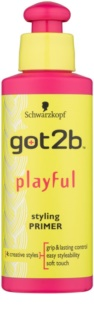got2b Playful Emulsion For Coarse And Unruly Hair
