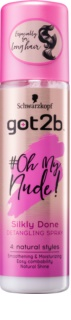 got2b Oh My Nude Spray gegen splissiges Haar