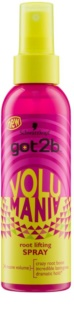 got2b Volumania styling Spray für einen volleren Haaransatz