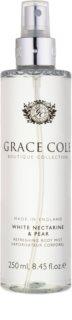 Grace Cole Boutique White Nectarine & Pear освіжаючий спрей для тіла