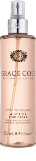 Grace Cole Boutique Wild Fig & Pink Cedar odświeżający spray do ciała