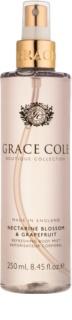 Grace Cole Boutique Nectarine Blossom & Grapefruit osviežujúci telový sprej