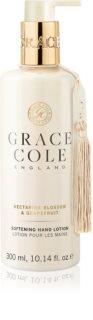 Grace Cole Nectarine Blossom & Grapefruit vlažilna krema za roke