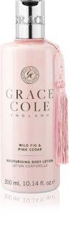 Grace Cole Wild Fig & Pink Cedar nježno mlijeko za hidrataciju tijela