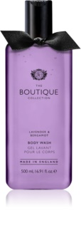 Grace Cole Boutique Lavender & Bergamot gel de dus