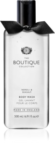 Grace Cole Boutique Neroli & Sea Salt gel de duche