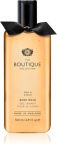 Grace Cole Boutique Oud & Cassis gel de dus