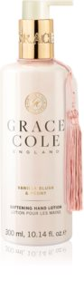 Grace Cole Vanilla Blush & Peony negovalna krema za roke
