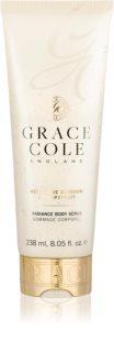 Grace Cole Nectarine Blossom & Grapefruit piling za telo
