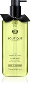 Grace Cole Boutique Lime & Orange Blossom savon liquide mains