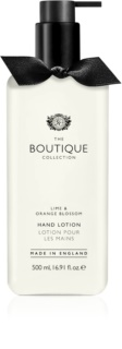 Grace Cole Boutique Lime & Orange Blossom Hand Lotion