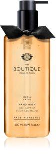 Grace Cole Boutique Oud & Cassis tekuté mydlo na ruky