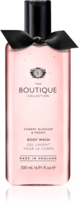 Grace Cole Boutique Cherry Blossom & Peony gel de douche