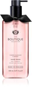 Grace Cole Boutique Cherry Blossom & Peony σαπούνι για τα χέρια