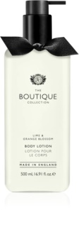 Grace Cole Boutique Lime & Orange Blossom lotiune de corp