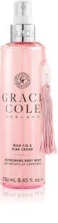 Grace Cole Wild Fig & Pink Cedar brume rafraîchissante corps