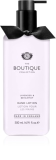 Grace Cole Boutique Lavender & Bergamot Hand Lotion