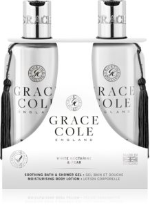 Grace Cole White Nectarine & Pear косметичний набір