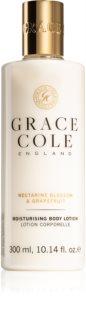 Grace Cole Nectarine Blossom & Grapefruit negovalni losjon za telo