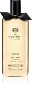 Grace Cole Boutique Grapefruit & Verbena gel de douche