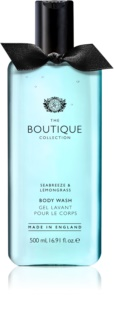 Grace Cole Boutique Sea Breeze & Lemongrass gel de douche