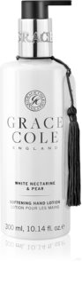 Grace Cole White Nectarine & Pear нежен крем за лице