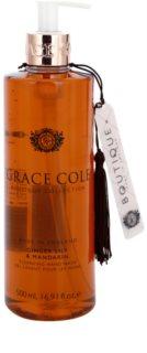 Grace Cole Boutique Ginger Lily & Mandarin рідке мило для рук