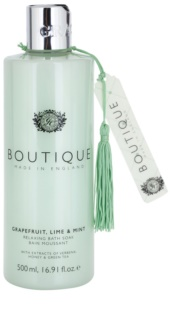 Grace Cole Boutique Grapefruit Lime & Mint relaksacijska pena za kopel
