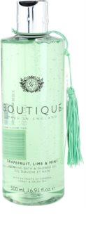 Grace Cole Boutique Grapefruit Lime & Mint Soothing Bath and Shower Gel