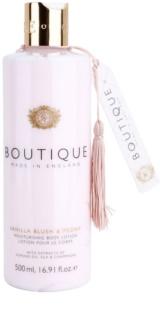 Grace Cole Boutique Vanilla Blush & Peony hydratační tělové mléko