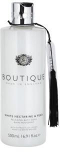 Grace Cole Boutique White Nectarine & Pear relaksacijska pena za kopel