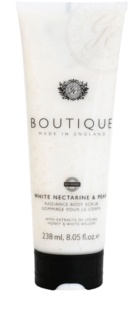 Grace Cole Boutique White Nectarine & Pear Brightening Body Scrub