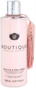 Grace Cole Boutique Wild Fig & Pink Cedar hydratační tělové mléko