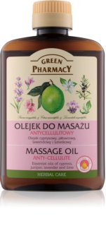 Green Pharmacy Body Care óleo de massagem anticelulite