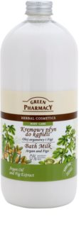 Green Pharmacy Body Care Argan Oil & Figs Bath Milk
