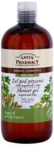 Green Pharmacy Body Care Argan Oil & Figs gel de ducha