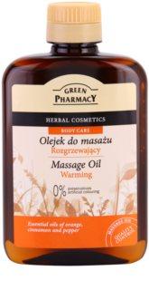 Green Pharmacy Body Care óleo de massagem morno