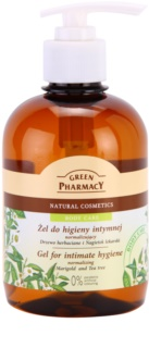 Green Pharmacy Body Care Marigold & Tea Tree gel de higiene íntima